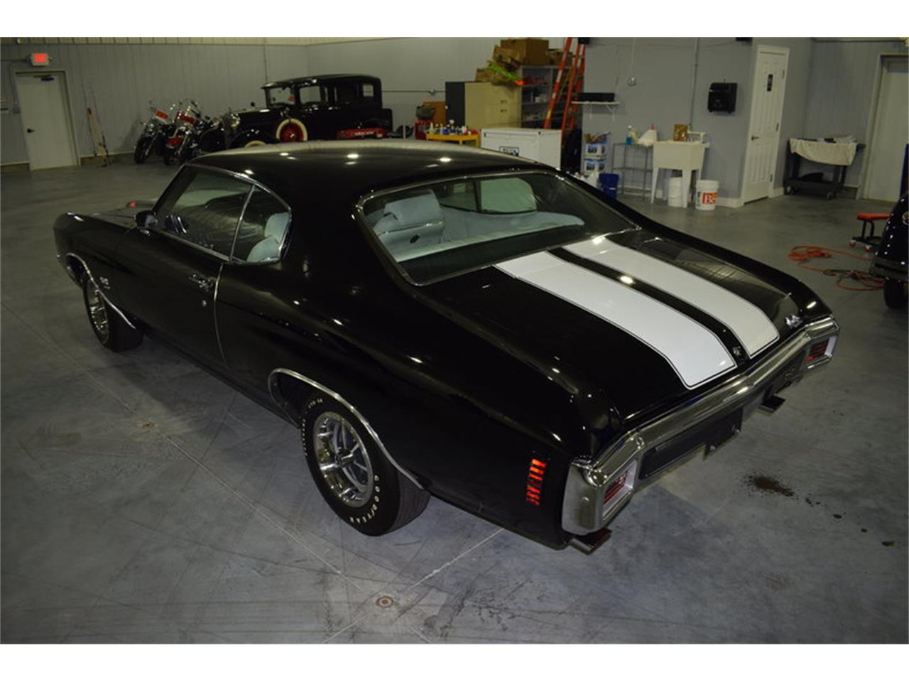 Large Picture of '70 Chevrolet Chevelle SS Offered by Silverstone Motorcars - M5Y3