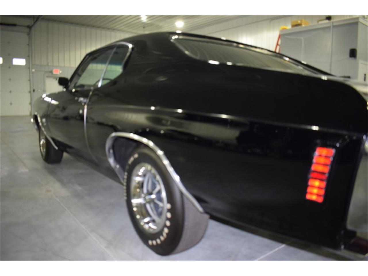 Large Picture of 1970 Chevrolet Chevelle SS located in North Andover Massachusetts Offered by Silverstone Motorcars - M5Y3