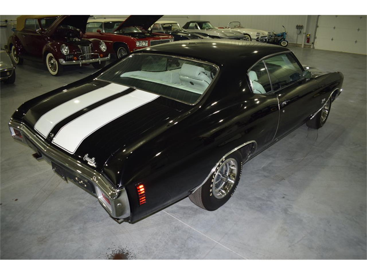 Large Picture of Classic 1970 Chevelle SS located in North Andover Massachusetts - $59,500.00 - M5Y3