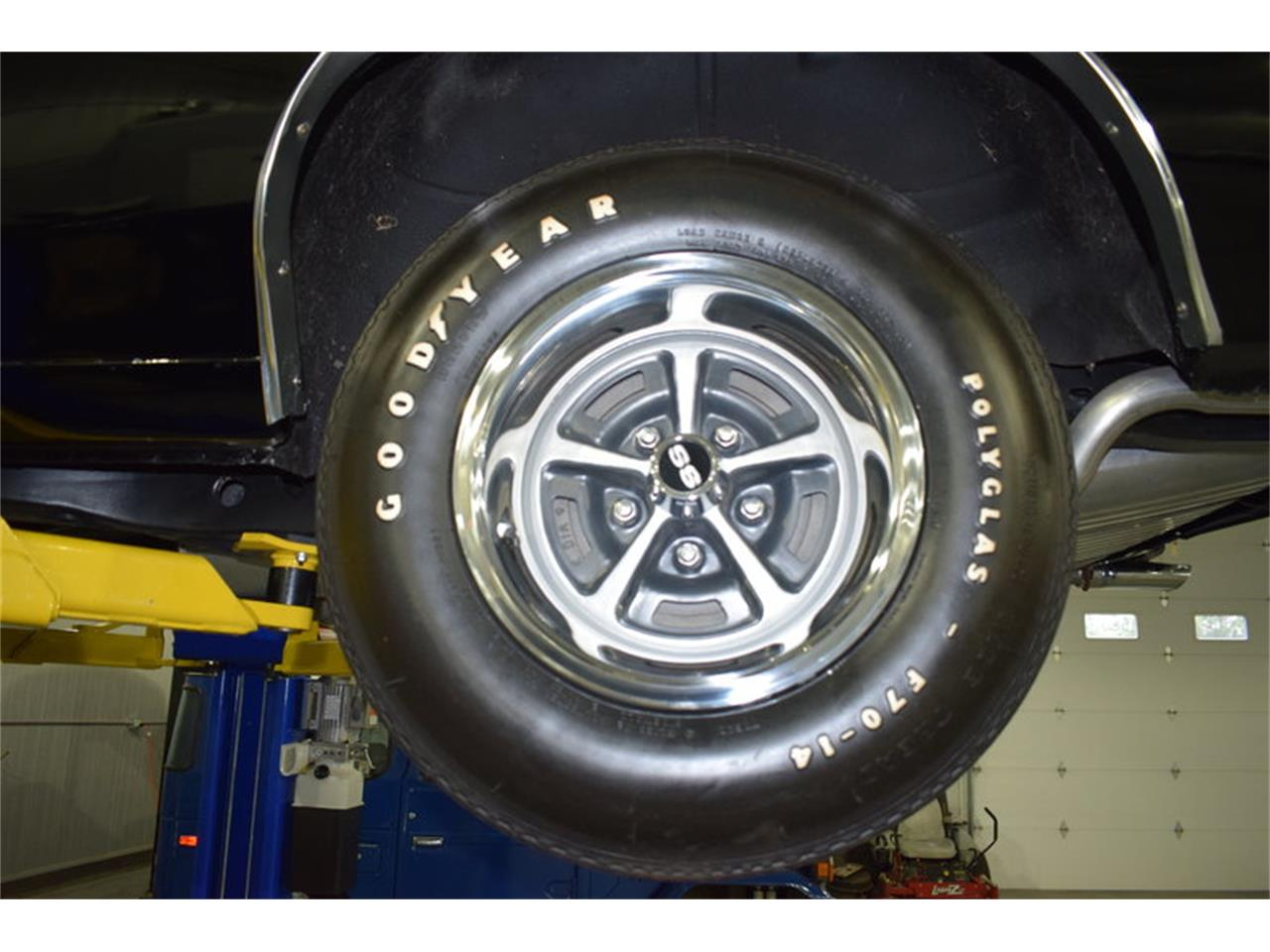Large Picture of Classic 1970 Chevelle SS Offered by Silverstone Motorcars - M5Y3
