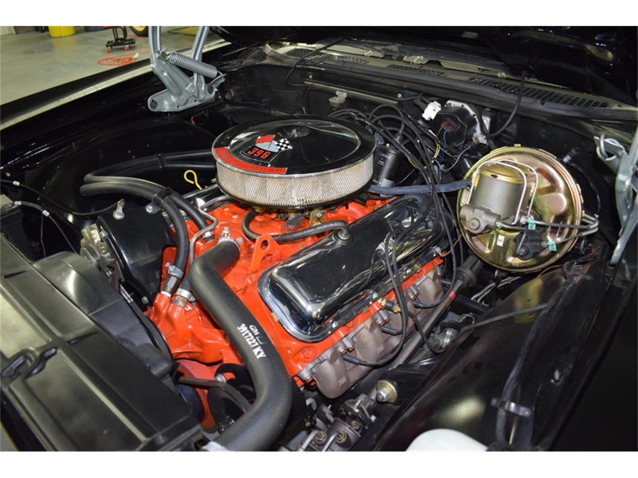 Large Picture of Classic '70 Chevelle SS - $59,500.00 Offered by Silverstone Motorcars - M5Y3