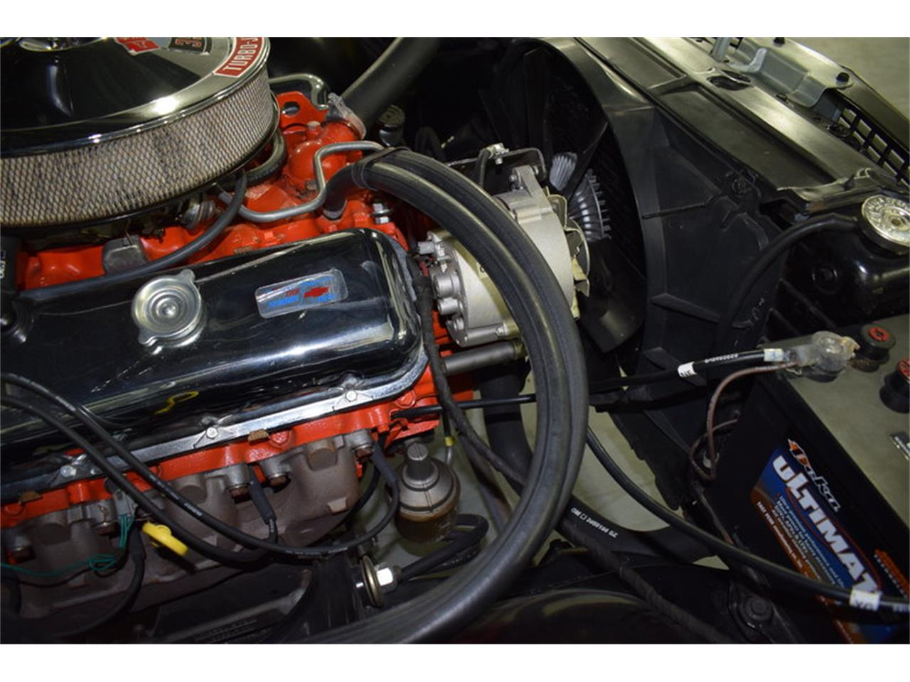 Large Picture of 1970 Chevrolet Chevelle SS - $59,500.00 Offered by Silverstone Motorcars - M5Y3