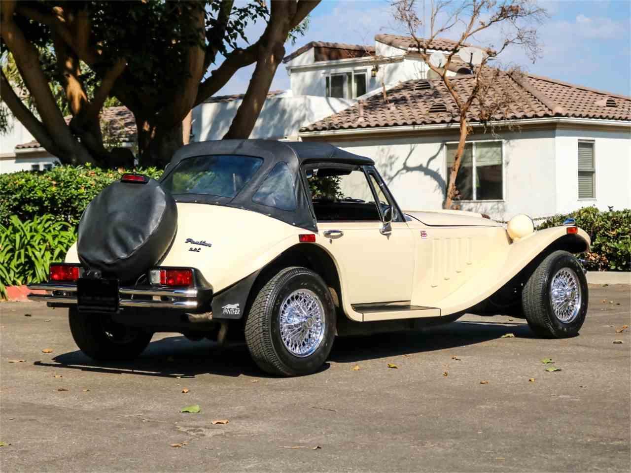 1988 Panther Kallista for Sale | ClassicCars.com | CC-1034144