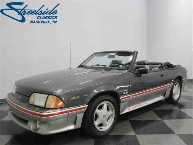 Picture of '92 Mustang GT - M5YD