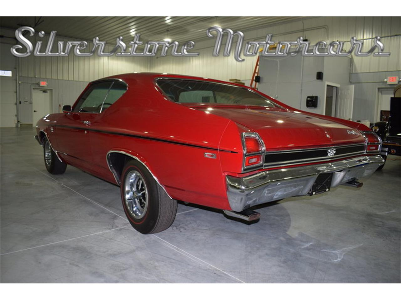 Large Picture of '69 Chevelle SS - M5ZA