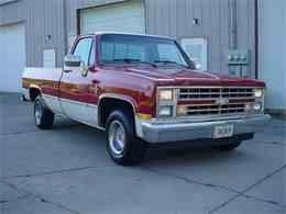 Picture of '86 Chevrolet Silverado located in Milford Ohio - M60C