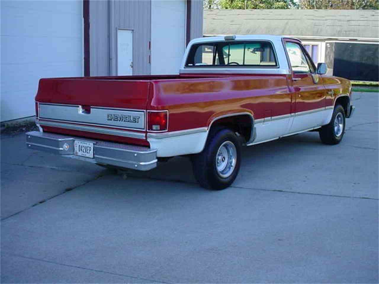 Large Picture of '86 Silverado located in Ohio - $10,950.00 Offered by Ultra Automotive - M60C
