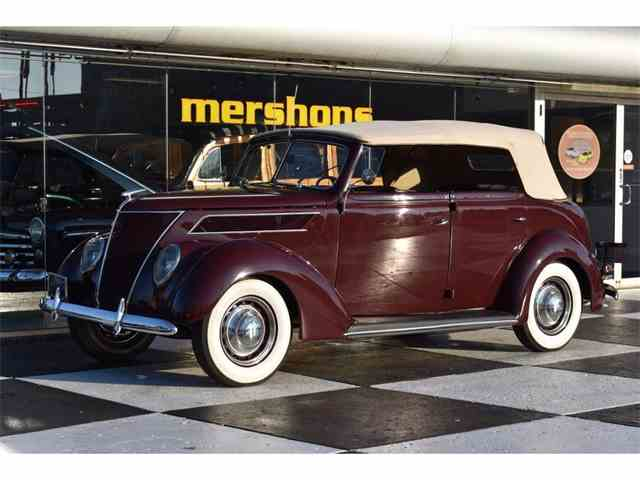 Picture of '37 Phaeton - M60S