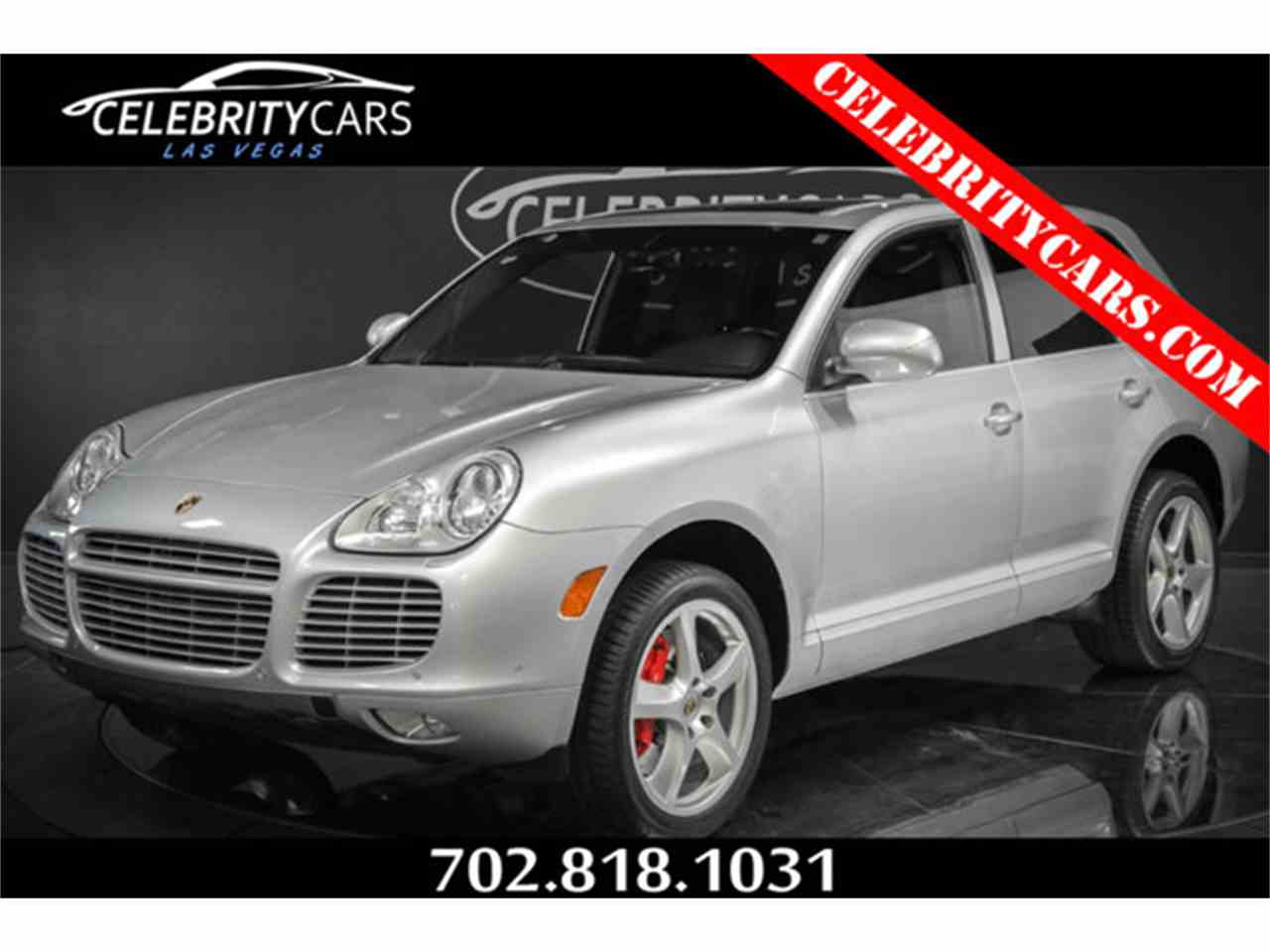 Large Picture Of U002706 Porsche Cayenne   $22,900.00 Offered By Celebrity Cars  Las Vegas