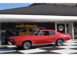Picture of Classic 1968 Pontiac GTO located in Ohio Offered by Mershon's - M60Y