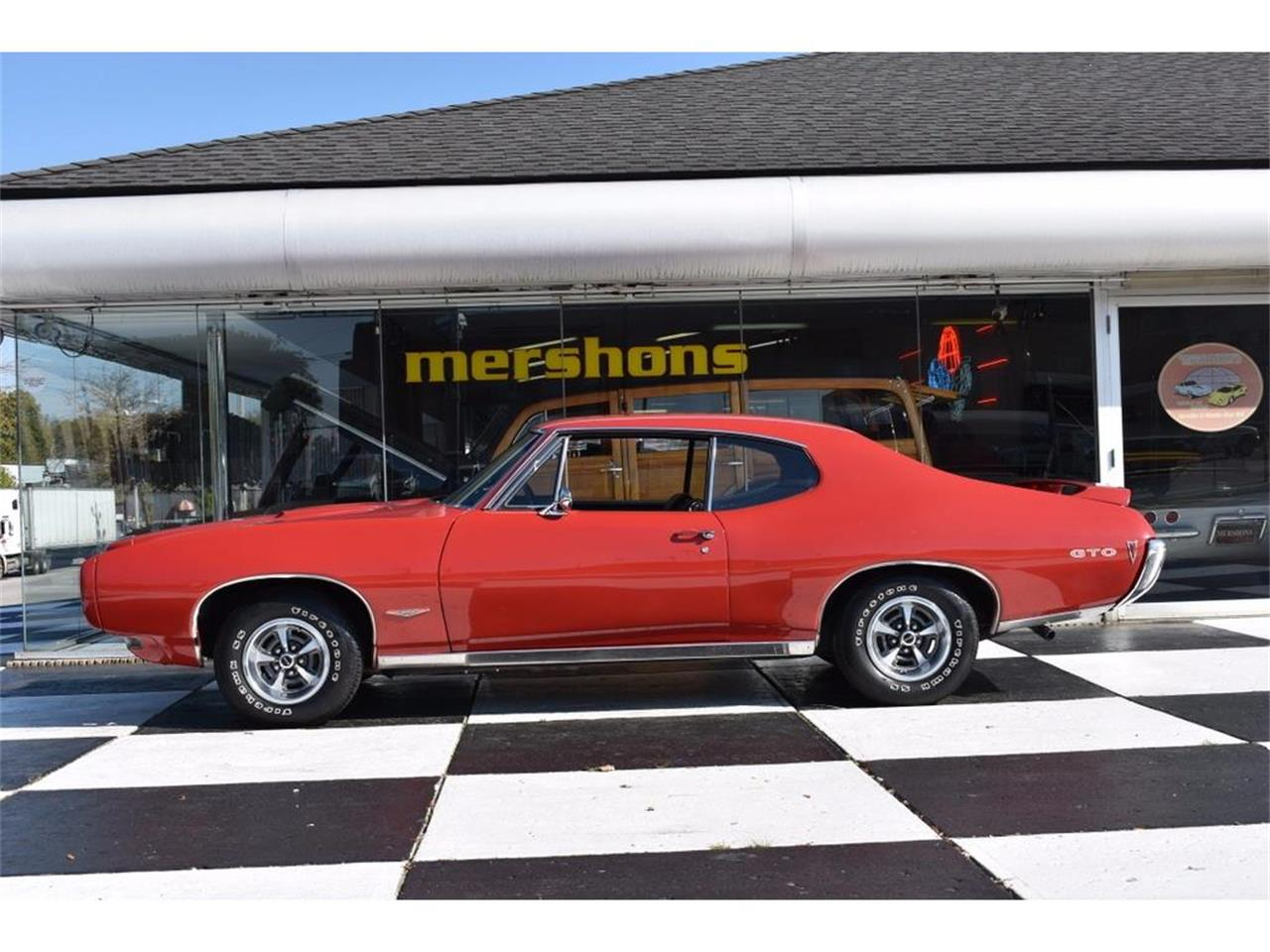 Large Picture of '68 Pontiac GTO - $34,900.00 Offered by Mershon's - M60Y