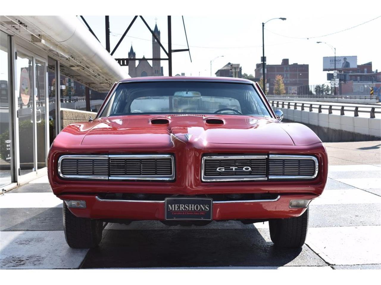 Large Picture of Classic 1968 Pontiac GTO - M60Y
