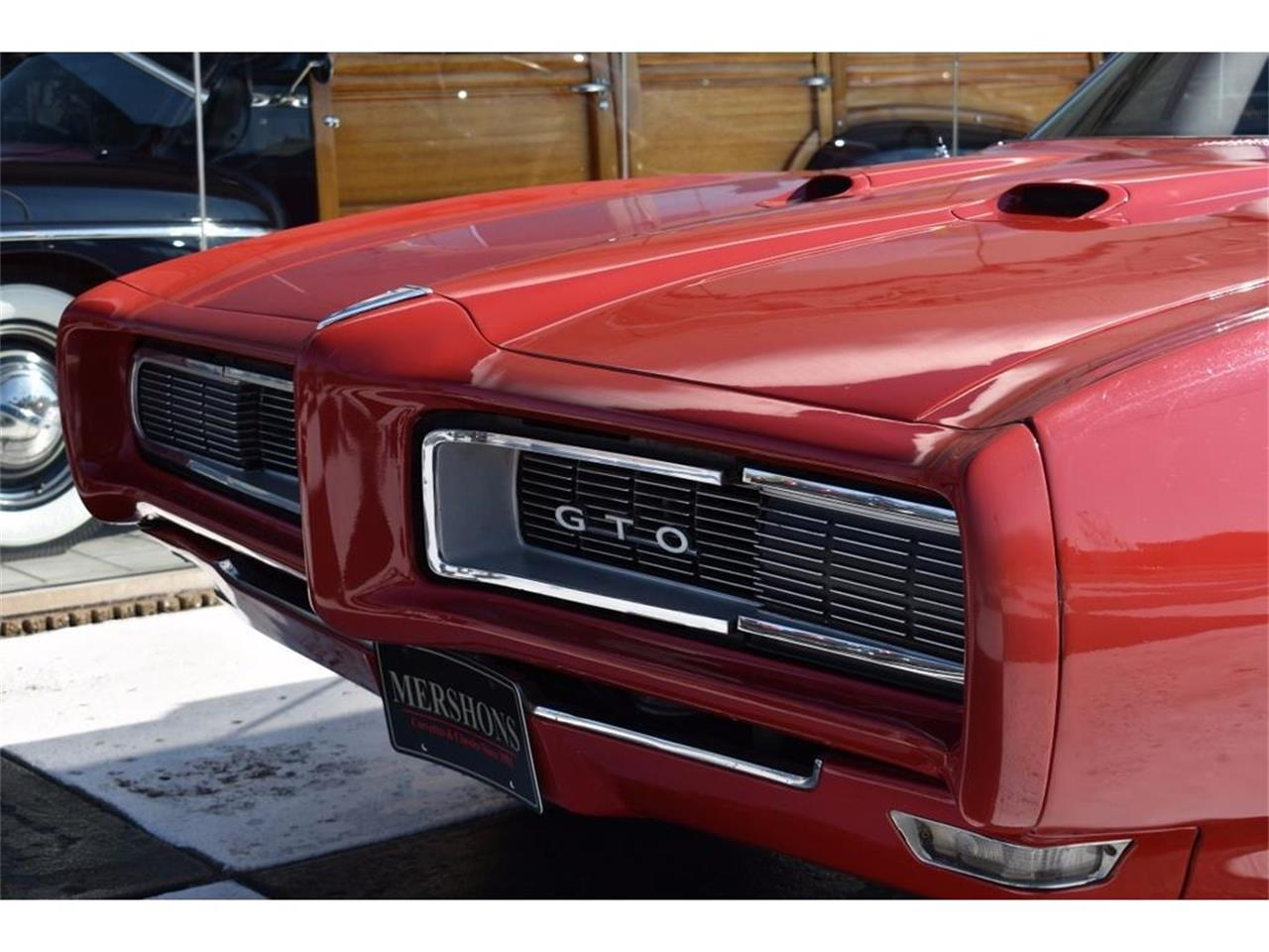 Large Picture of '68 Pontiac GTO located in Springfield Ohio - $34,900.00 - M60Y