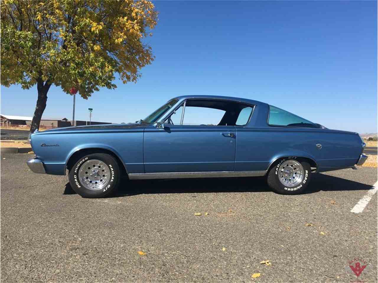Large Picture of '66 Barracuda - M61S