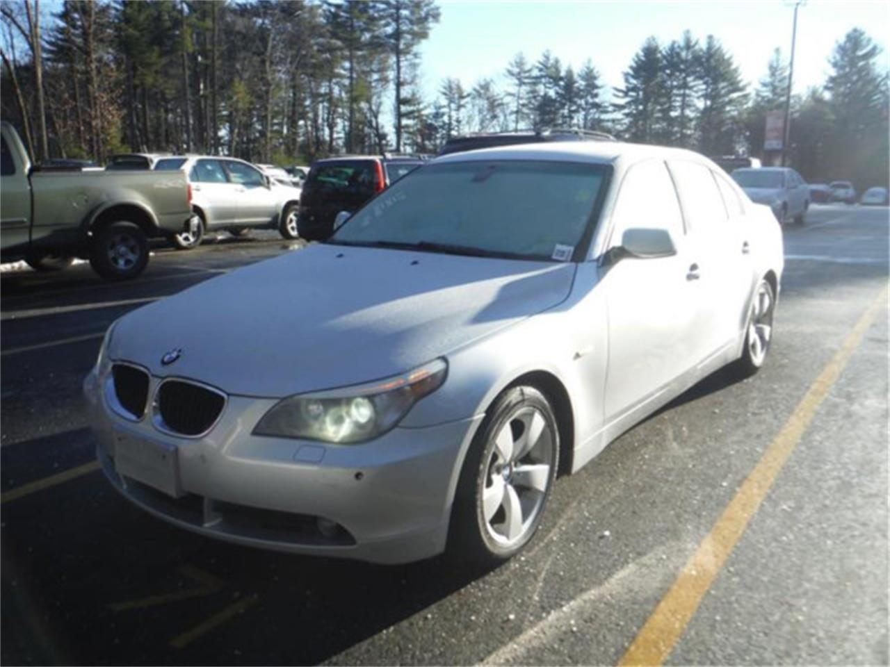 Large Picture of '04 BMW 5 Series located in Milford New Hampshire Offered by Horseless Carriage - M61V