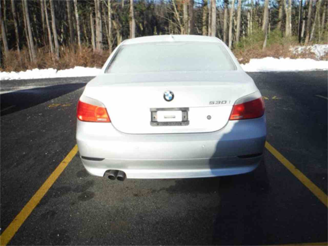 Large Picture of '04 5 Series - M61V