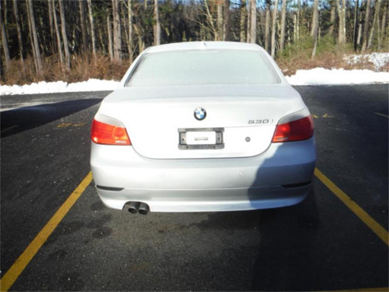 Large Picture of 2004 BMW 5 Series - M61V