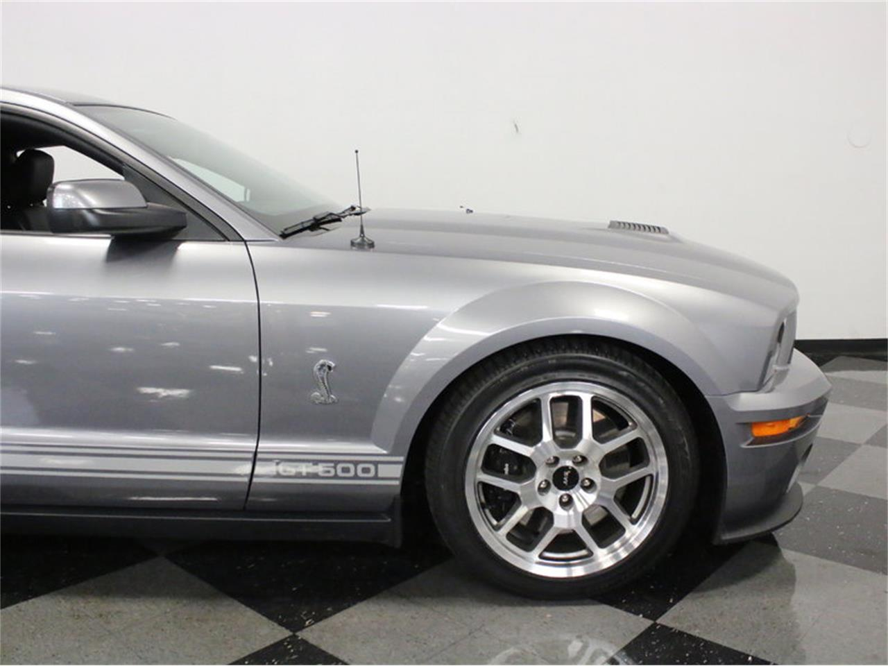 Large Picture of '07 GT500 - M62D