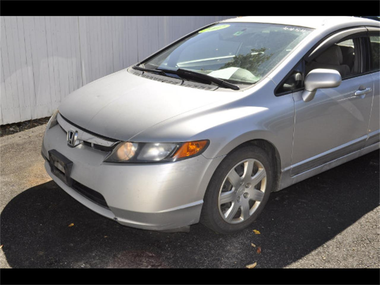2007 Honda Civic For Sale >> For Sale 2007 Honda Civic In Milford New Hampshire