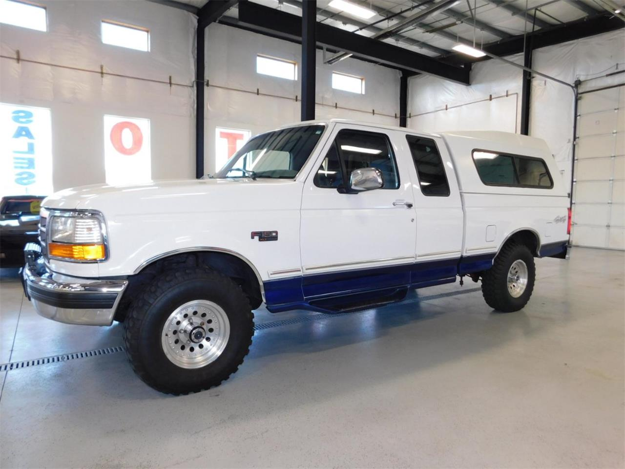Large Picture of '96 Ford F150 located in Bend Oregon Offered by Bend Park And Sell - M62M
