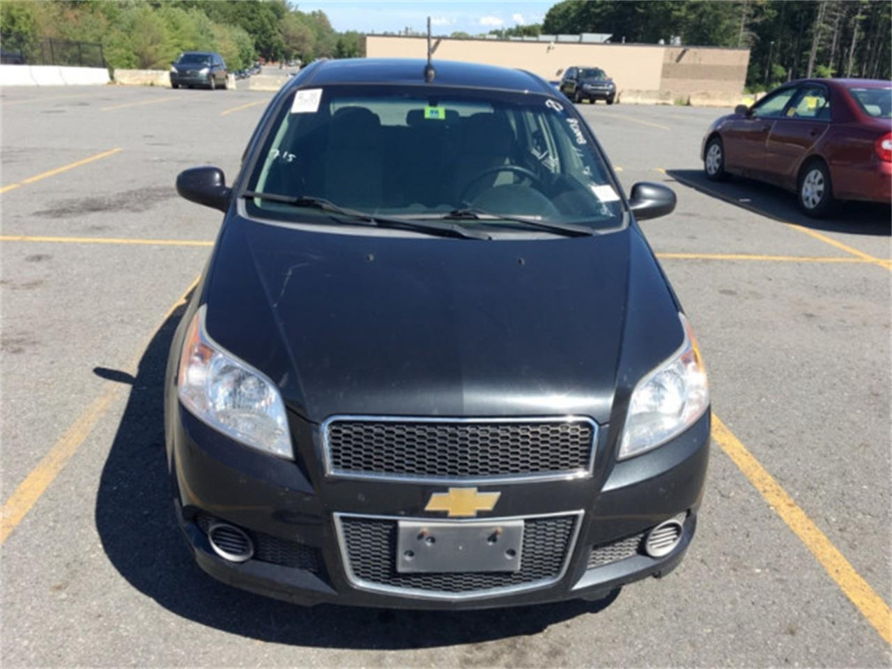 Large Picture of '11 Aveo - M62W