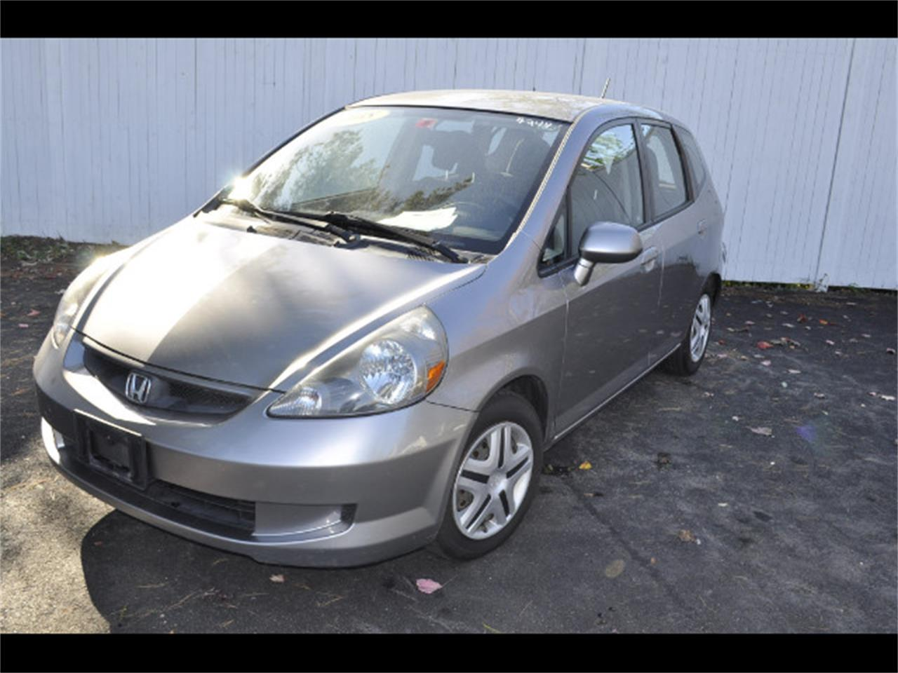 Large Picture of '08 Fit - M62Y