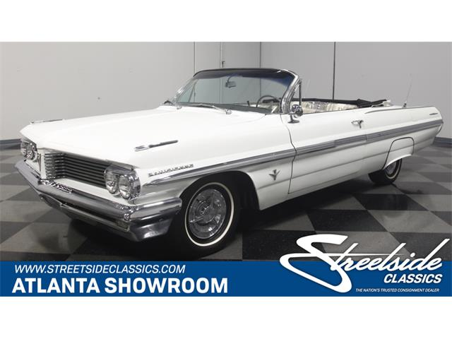 Picture of '62 Pontiac Parisienne located in Georgia - $34,995.00 Offered by  - M639
