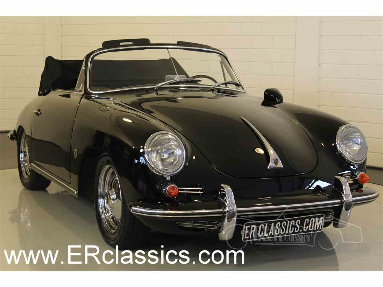 1962 Porsche 356B for Sale | ClicCars.com | CC-1034329