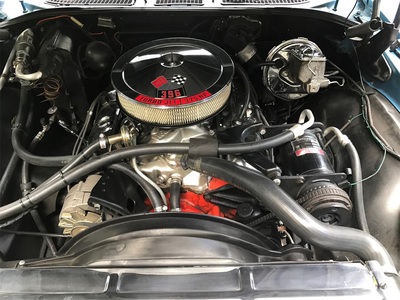 Large Picture of '71 Chevelle - M63R