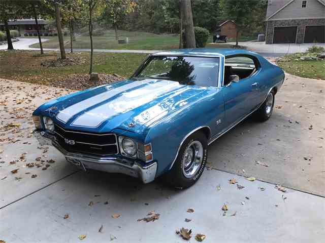 Picture of '71 Chevelle - M63R