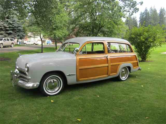 Picture of '49 Woody Wagon - M33F