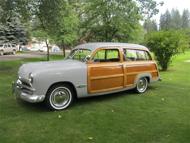 Picture of '49 Ford Woody Wagon located in Hayden Idaho - $42,500.00 Offered by a Private Seller - M33F