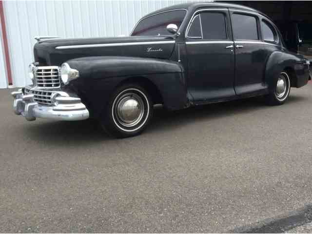 Picture of '48 Zephyr - M68H