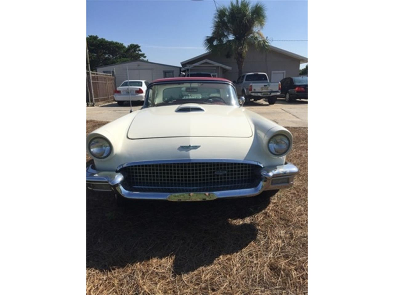 Large Picture of Classic 1957 Ford Thunderbird - $25,000.00 - M68P