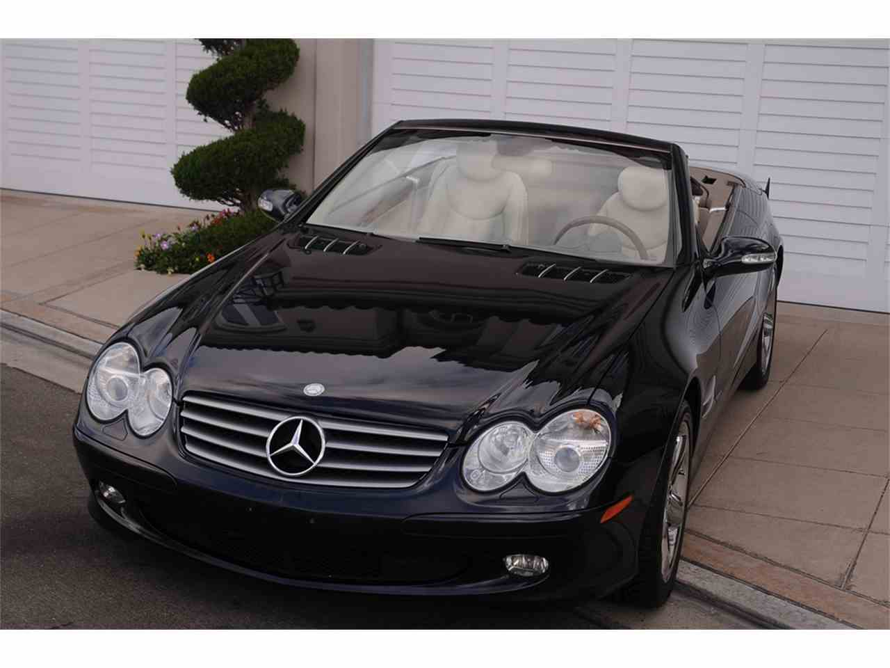 Large Picture of 2003 Mercedes-Benz SL500 located in Costa Mesa California - M694