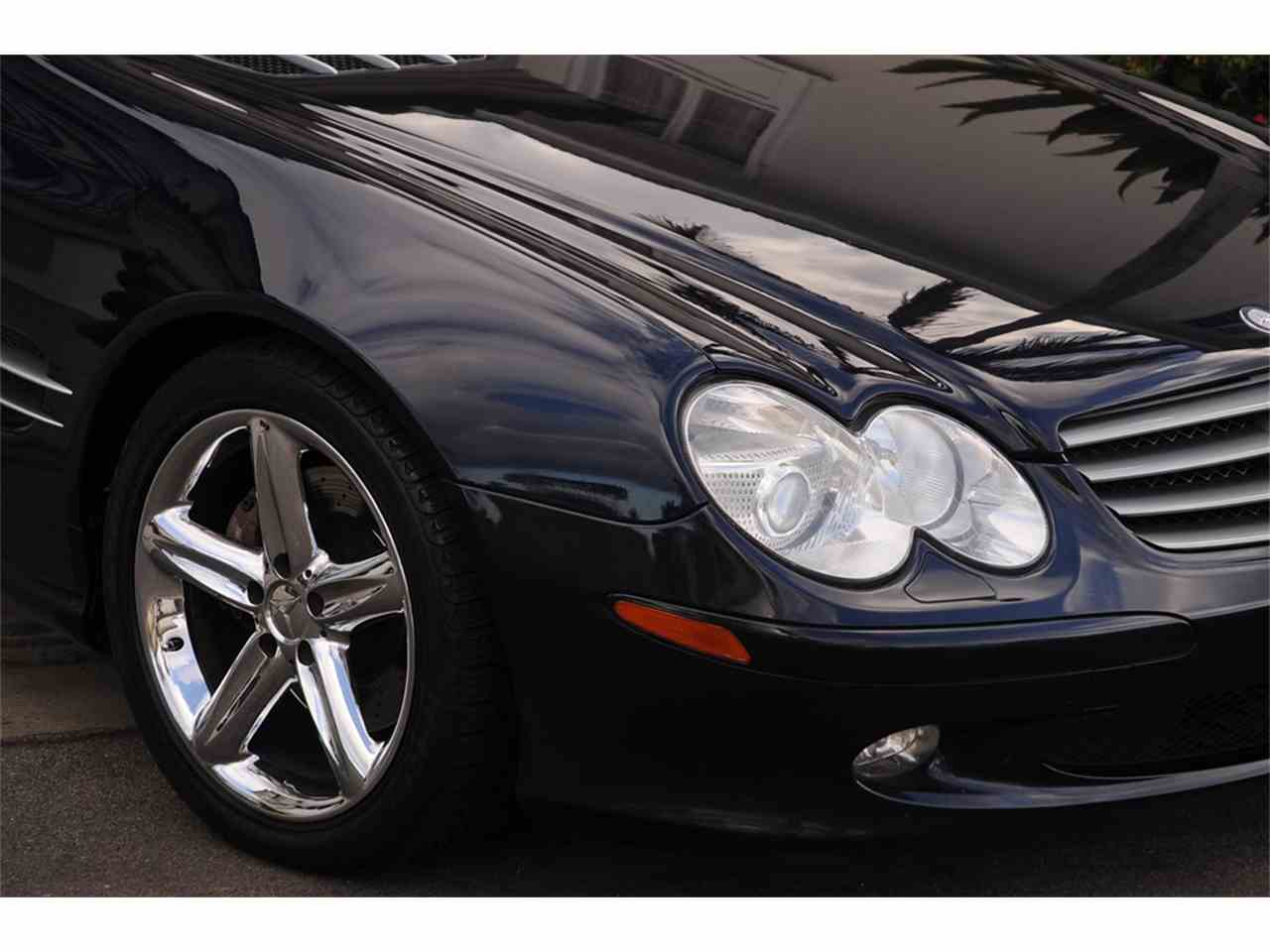 Large Picture of '03 SL500 located in Costa Mesa California - M694