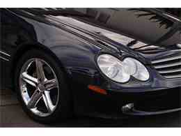 Picture of '03 Mercedes-Benz SL500 located in Costa Mesa California - M694