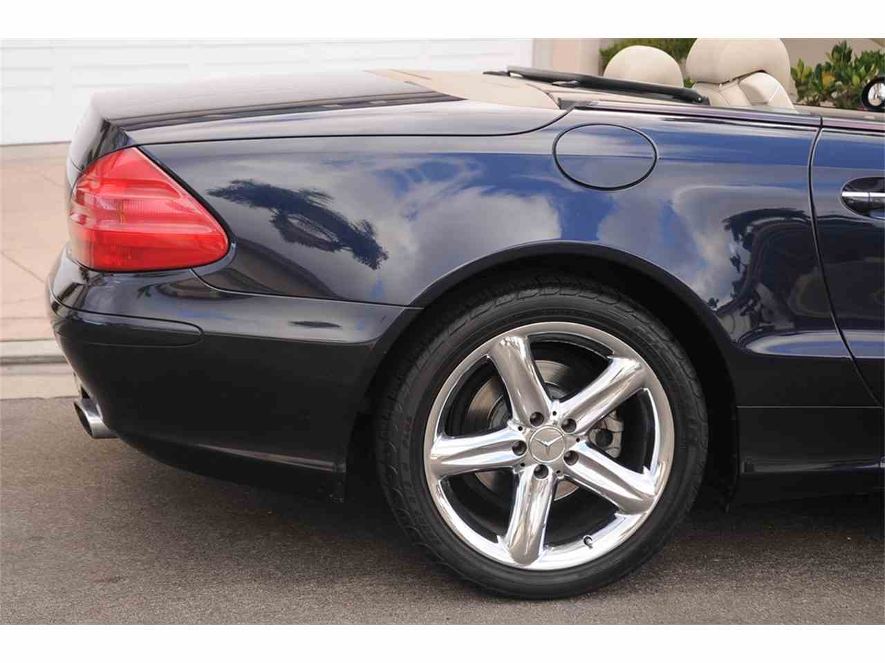 Large Picture of 2003 Mercedes-Benz SL500 located in Costa Mesa California - $13,990.00 - M694
