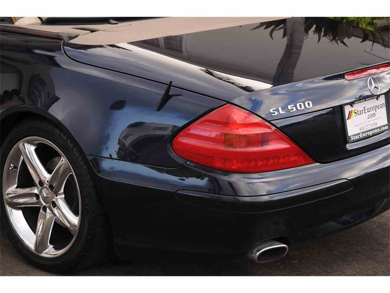 Large Picture of '03 SL500 located in California - $13,990.00 Offered by Star European Inc. - M694
