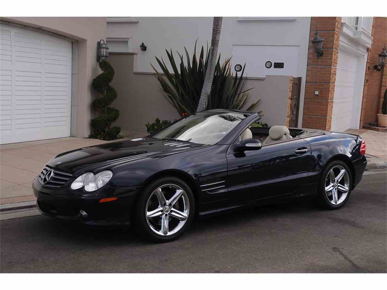 Large Picture of 2003 Mercedes-Benz SL500 - M694