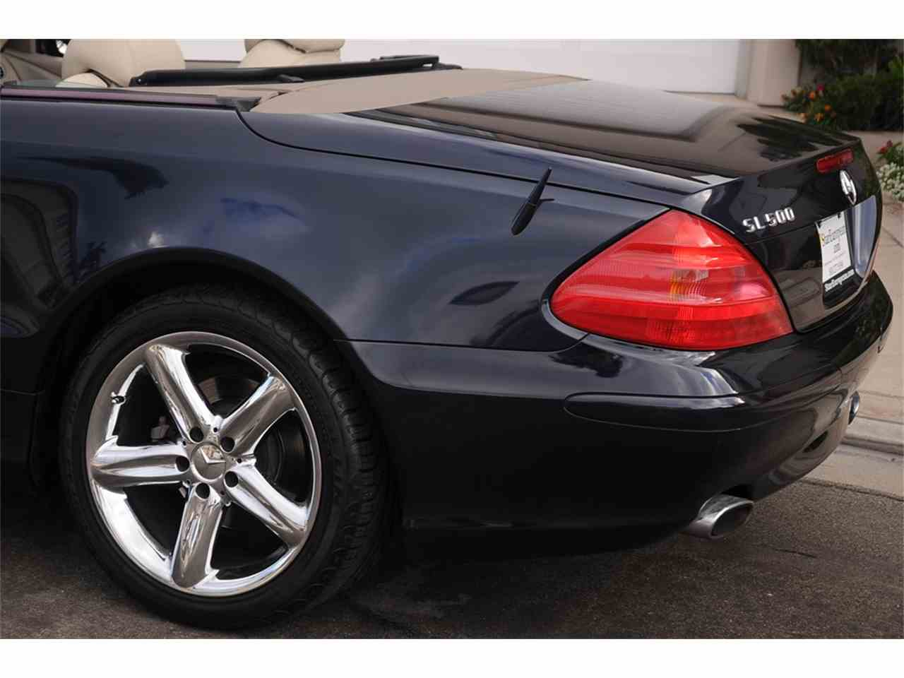 Large Picture of 2003 SL500 - M694