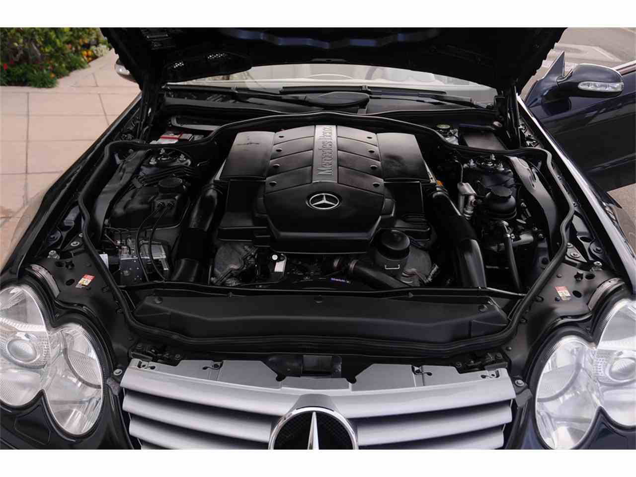 Large Picture of '03 Mercedes-Benz SL500 located in Costa Mesa California - M694
