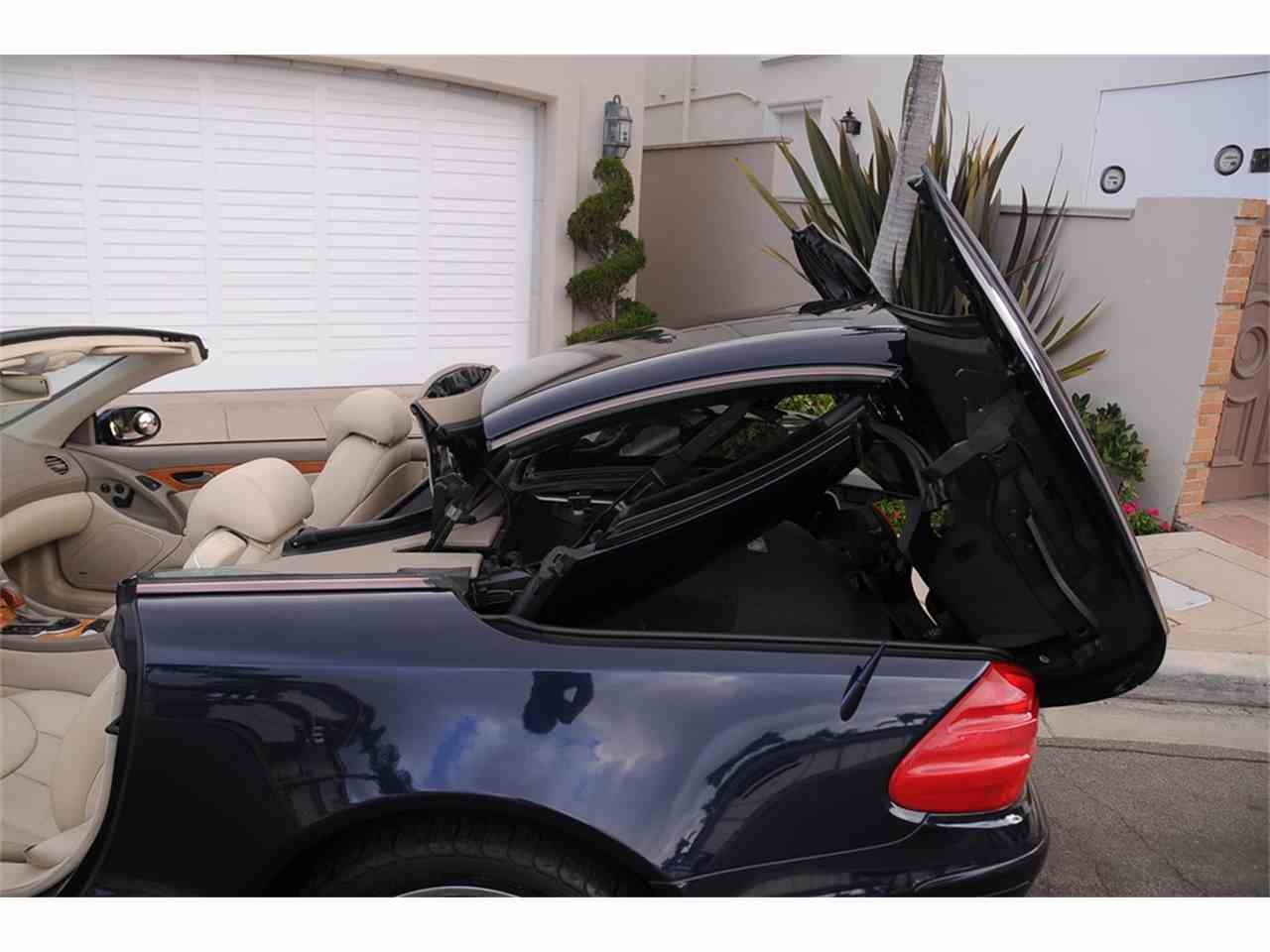Large Picture of 2003 SL500 located in Costa Mesa California - M694