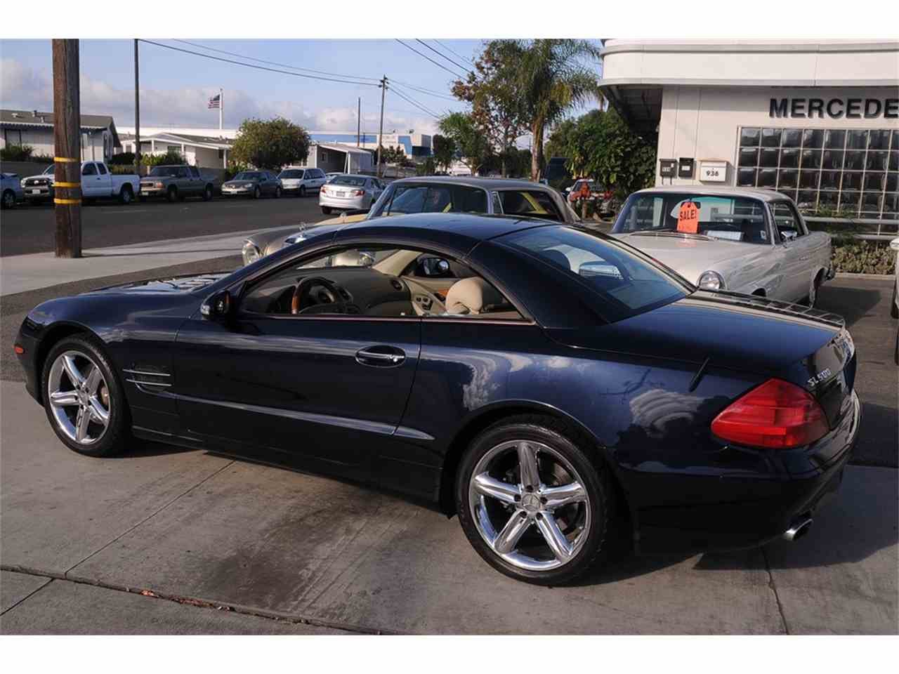 Large Picture of 2003 SL500 Offered by Star European Inc. - M694