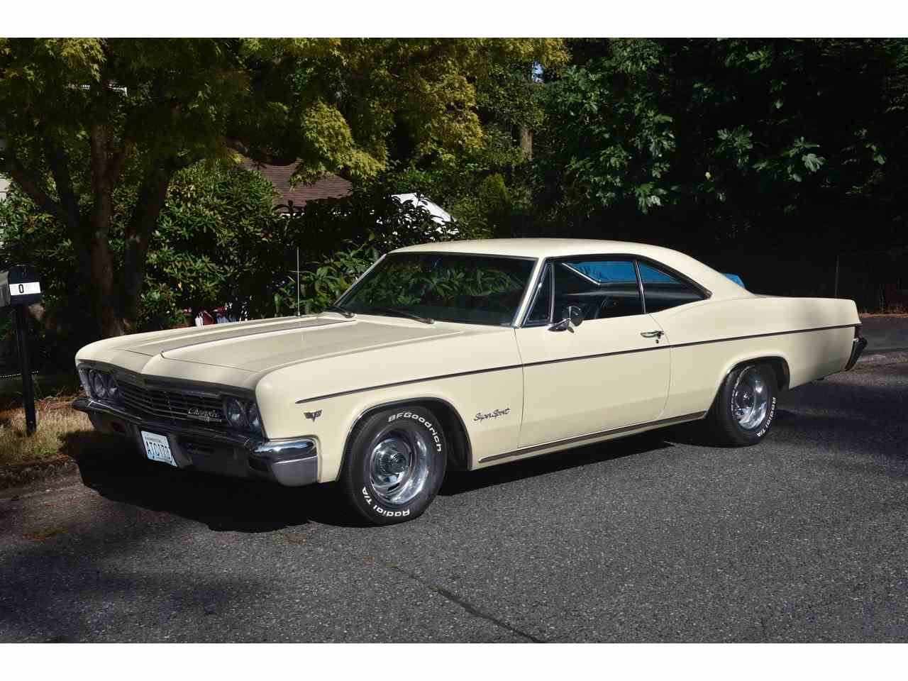Large Picture of '66 Chevrolet Impala SS located in Edmonds (Seattle Area) Washington - M696