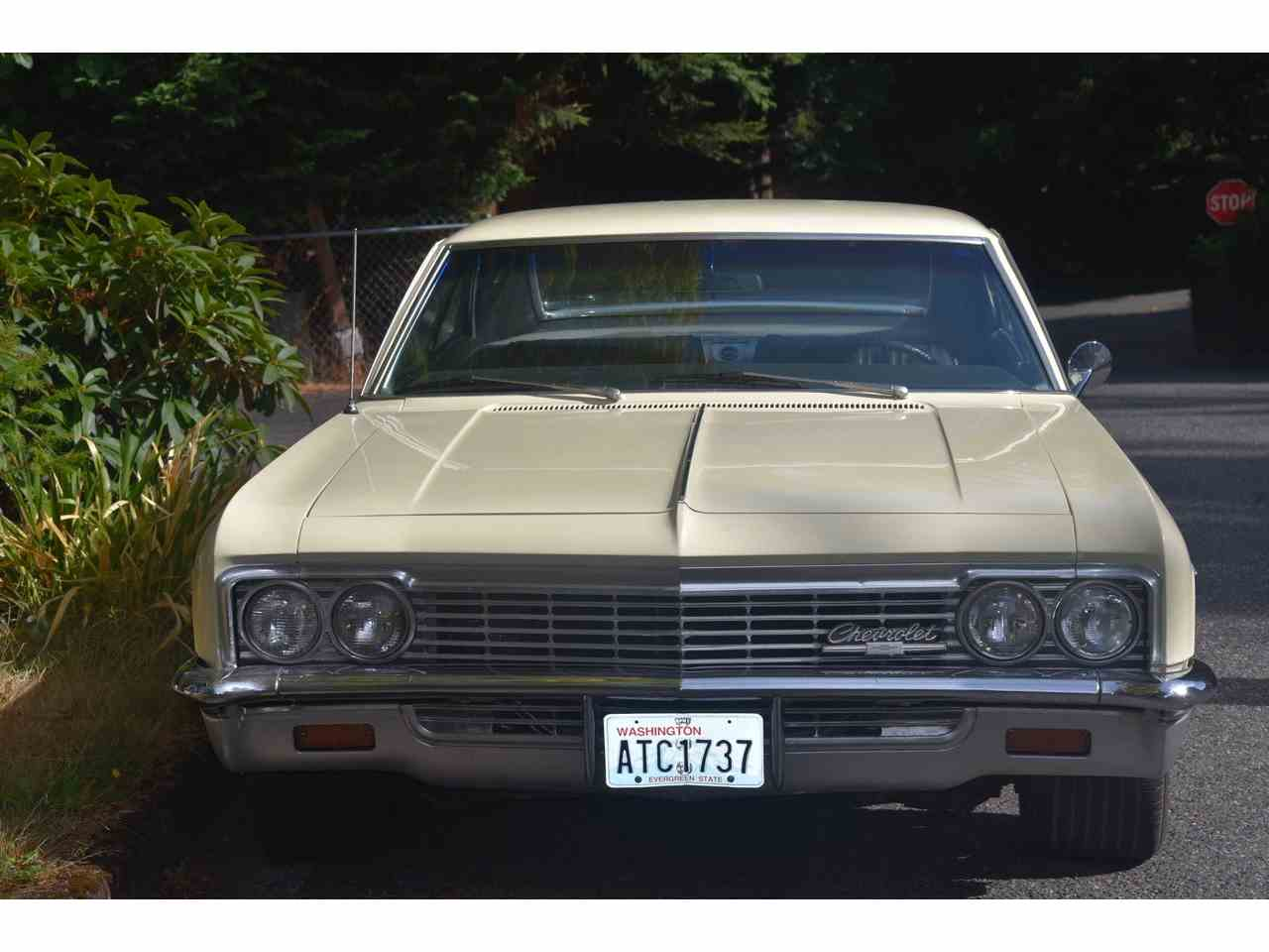 Large Picture of Classic 1966 Impala SS located in Washington - M696