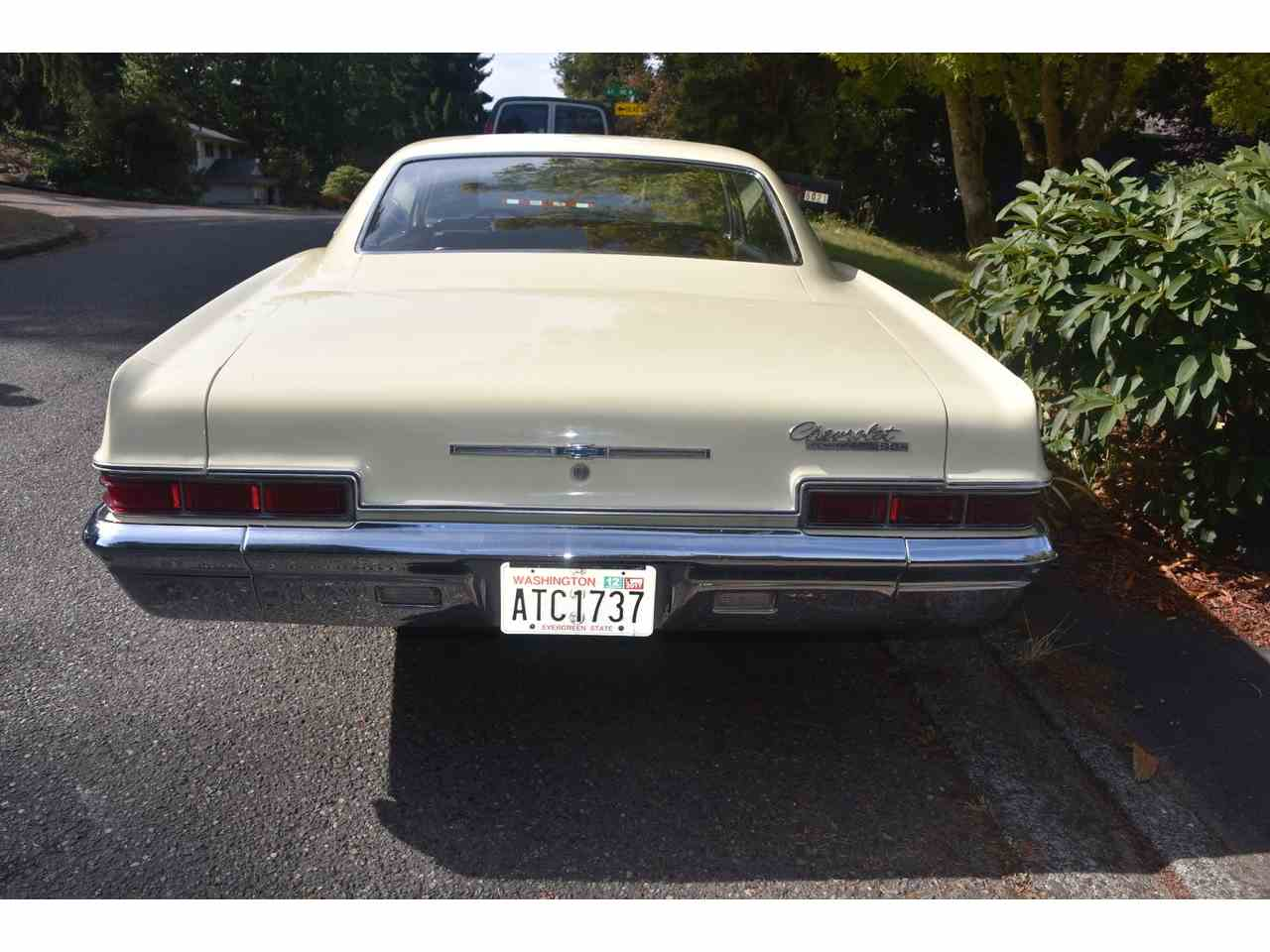 Large Picture of Classic '66 Chevrolet Impala SS located in Edmonds (Seattle Area) Washington Offered by a Private Seller - M696