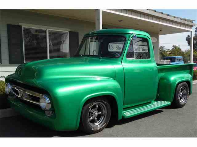 Picture of '53 F100 - M69L