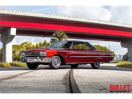 Picture of Classic '63 Ford Galaxie located in Fort Lauderdale Florida - $17,950.00 Offered by Bullet Motorsports Inc - M69S