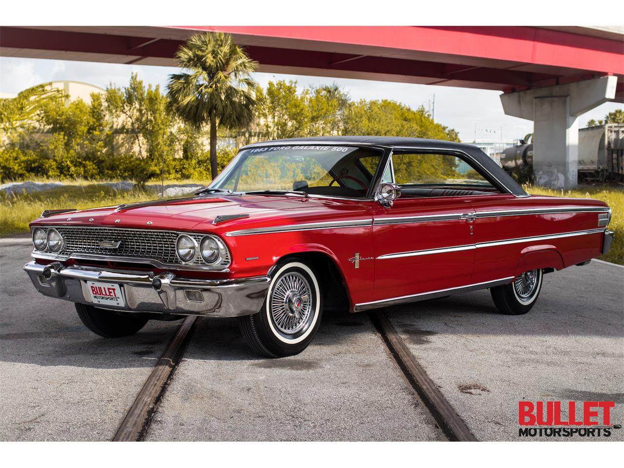 Large Picture of 1963 Ford Galaxie located in Fort Lauderdale Florida - $17,950.00 Offered by Bullet Motorsports Inc - M69S